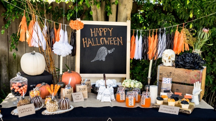 8 Super Cute Spooky Ideas to Spice Up Your Halloween Party | Lifestyle